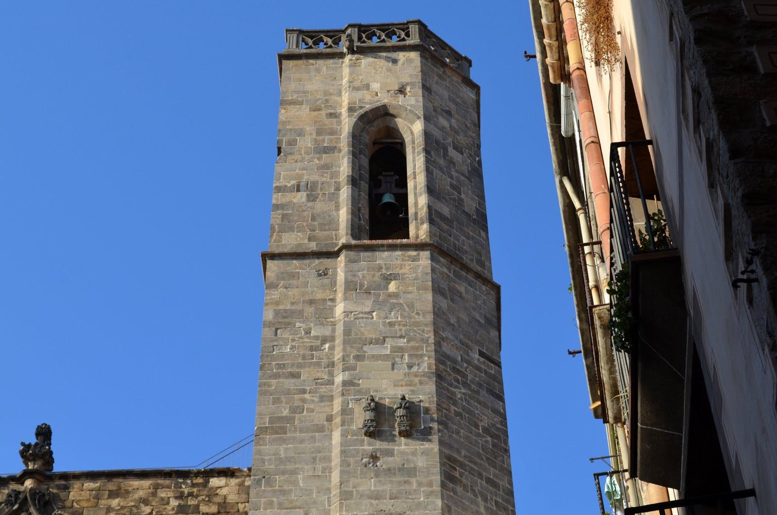 Las Piedras de Barcelona: Sants Just i Pastor